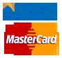 Оплата толщиномера платежной картой Visa или MasterCard